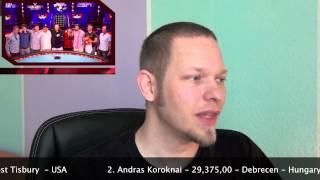 WSOP 2012 Main Event Poker News Update - Tag 7 - Inkl. Final Table Lineup (Deutsch)