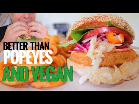 Gardein Vegan Chicken Sandwich Recipe and Review – healthy recipe channel