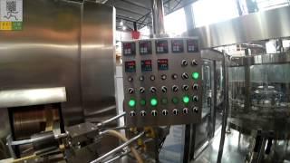 Линия по производству вафельных трубочек