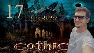 17#GOTHIC II NK - The Dark Saga - PALADYN I ZŁODZIEJASZEK!