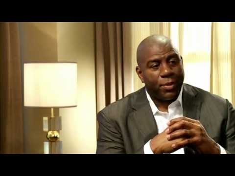An Interview with Magic Johnson