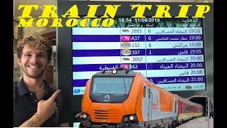 train trip MOROCCO cheap and easy way to travel the country