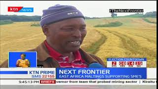 Maize and wheat farmers turn to barley citing low cost of productions in barley: Next Frontier