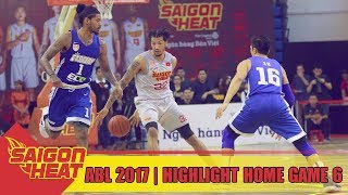 #Highlight ABL 2017    Home Game 6: Saigon Heat vs Hong Kong Eastern 04/02