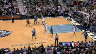 preview picture of video 'Magic vs Jazz (NBA Highlights) 10/12/2009'