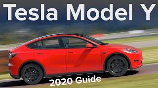 Tesla Model Y - Complete 2020 Guide to Tesla's Crossover SUV