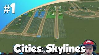 Cities: Skylines - Mini Vakantie Serie!