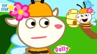 Dolly & Friends 💜 New Cartoon for kids 💜 Season 3 💜 Full Episodes #413 FULL HD