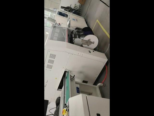 PCB assembly line