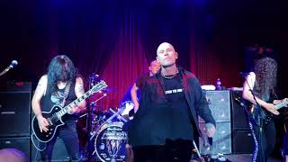 Armored Saint - Spineless (Cleveland 7-18-18)