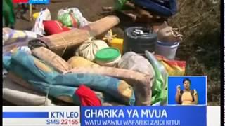 Maafa zaidi yaendelea kushuhudiwa kufuatia athari ya mvua sehemu mbalimbali nchini