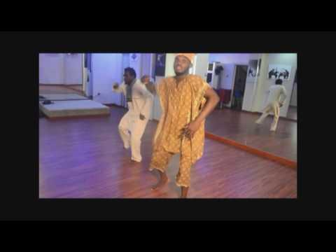 Nigeria Bata Dance basic steps by TED INKX