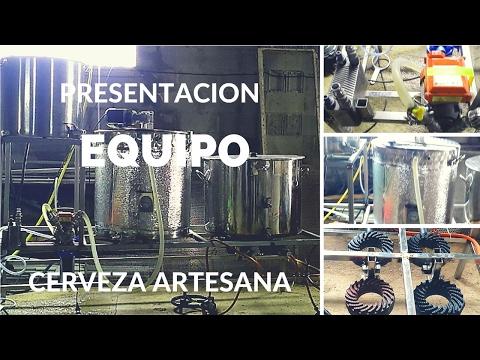 Elaborar cerveza artesana. El equipo (Parte 1)