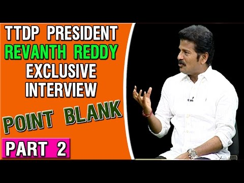 TTDP-Working-President-Revanth-Reddy-Exclusive-Interview-Point-Blank-Part-02-NTV-06-03-2016