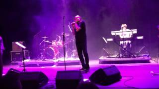 Fish - Childhood's End? (Marillion) Live in Hell, Norway 24. October 2015