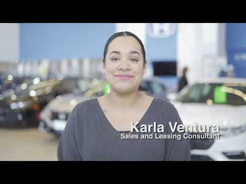 Sales and Leasing Consultant Karla Ventura