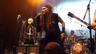 "Ministry ""Gates of Steel"" (DEVO cover) live @ O2 Institute Birmingham 18/08/2016"