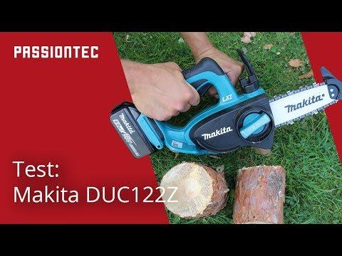 Makita Akku-Kettensäge DUC122Z