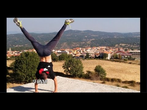 PARKOUR AND FREERUNNING TRIP TO FONNI (NU) HD 2015