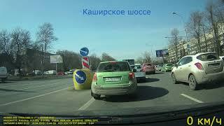 Покатушки по Москве с юга на север и обратно