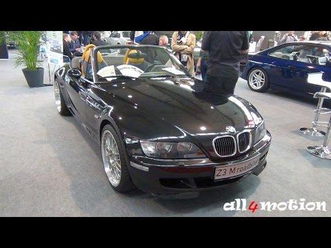"BMW Z3 M Roadster 19"" BBS Wheels Interior & Exterior @ Retro Classics 2016"