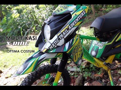 Video Modif X-Ride Trail by Optima Custom
