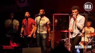 15 - JAJ - Prayin' For You (Anthony Hamilton) SANKOFA QUART DE FINALE 3