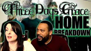 HOME Three Days Grace Reaction!!!