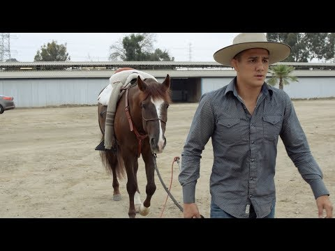 Bellator 206: Aaron Pico and his horse Canelo