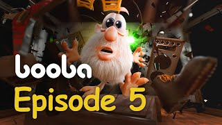 Booba Game Room - Episode 5 - Funny cartoons for kids буба games KEDOO Animations 4 Kids