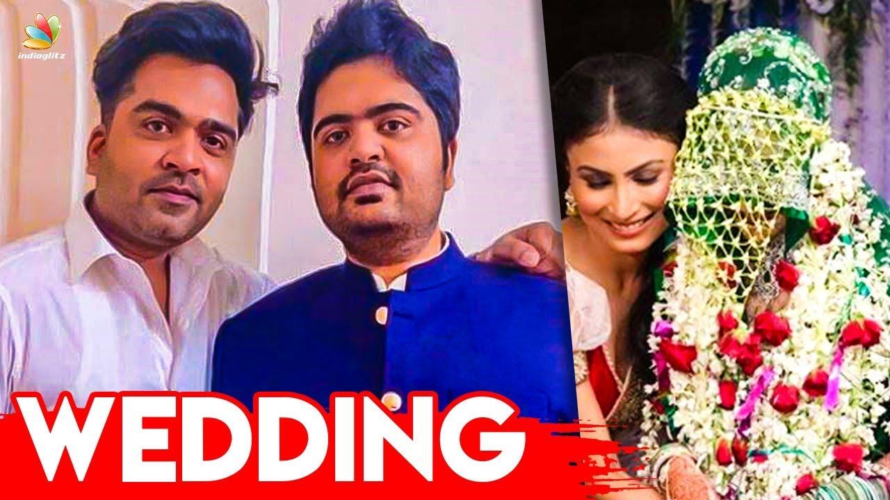 Simbu's Brother Ties the Knot | Kuralarasan Marriage  | T Rajendar | Latest Tamil Cinema News