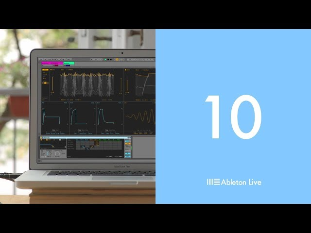 Ableton Live 10: What's New