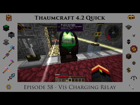 Thaumcraft 6 Making Vis Crystals