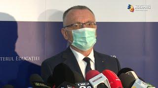 Cîmpeanu: După depăşirea ratei de infectare de 6 la mie nu vor fi permise activităţile remediale