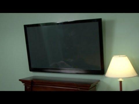 Μυστικά για την τοποθέτηση της τηλεόρασης στον τοίχο