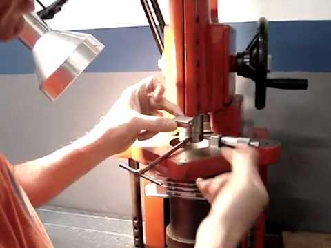 Rectificadora de Cilindros de Motos T807