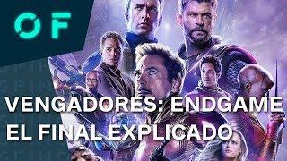'VENGADORES: ENDGAME', EL FINAL EXPLICADO