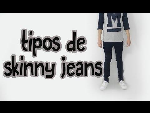 Estilos de skinny jeans | Jeans para hombre