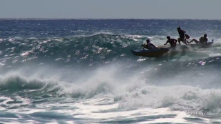 Insane Canoe Surfing | In the Zone