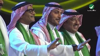 Khaleejy Stars ... Rafref Ya Akhdar | نجوم الفن الخليجي ... رفرف يا الأخضر تحميل MP3