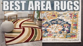 Best Area Rugs For Living Room 2020   Rug Decorating Ideas