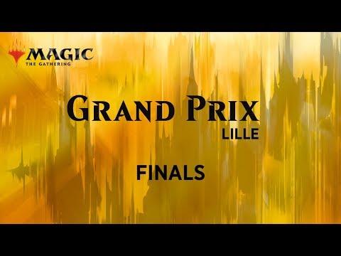 Grand Prix Lille 2018 (Standard) Finals