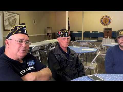 Video: Rogersville American Legion needs donations to repair building