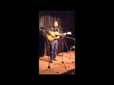 Chuck Performing Live, Caspar, CA 10-15