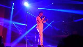 After Hours (Denver 3-30-16) Adam Lambert Close Up