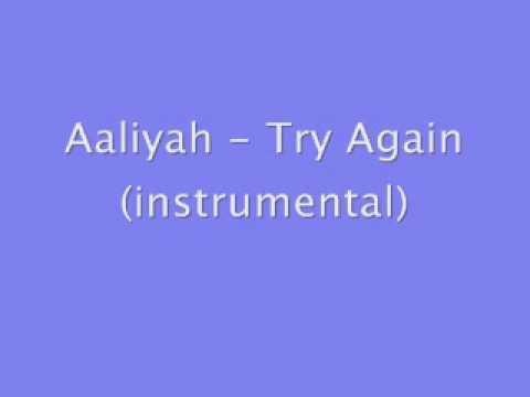 Aaliyah - Try Again (instrumental)