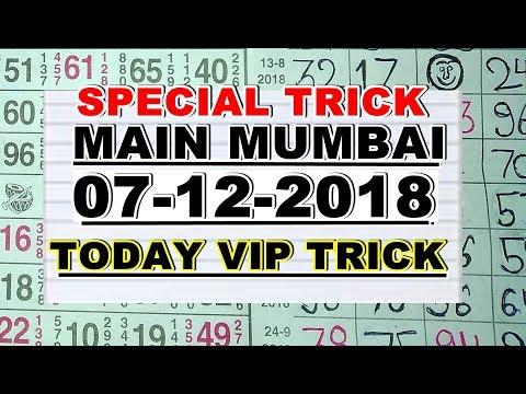 Main Mumbai**//07//12//2018//** Fix open Single jodi trick