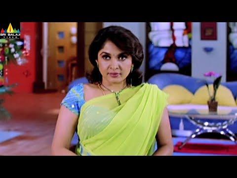 Naa Alludu Movie Scenes | Ramya Krishna Deal with NTR | Telugu Movie Scenes | Sri Balaji Video