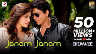 Janam Janam - Song Video - Dilwale