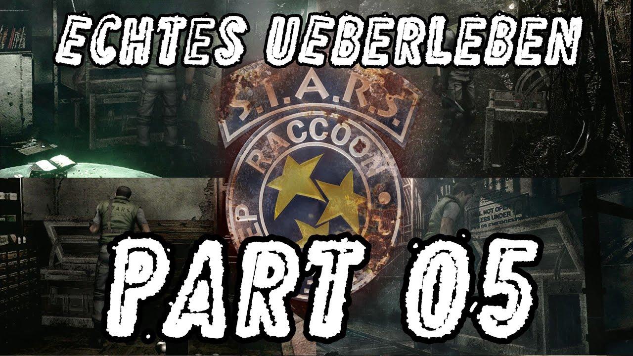 Resident Evil HD Remaster – Part 05 [Echtes Überleben / Jill]